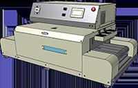 コンベア式リフロー炉/加熱炉 SVO-340C